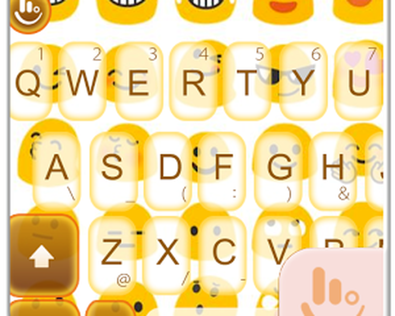 TouchPal Emoji Keyboard Theme Android - Free Download