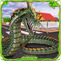 Furious Anaconda Dragon Snake City Rampage 1.0