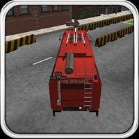 Icoană apk Pompieri simulator auto