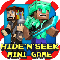 Hide N Seek : Mini Game Simgesi