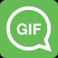 Whats a Gif - gif sender icon