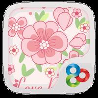 Love Petal GO Launcher Theme icon