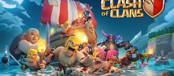 クラッシュ・オブ・クラン (Clash of Clans)イメージ