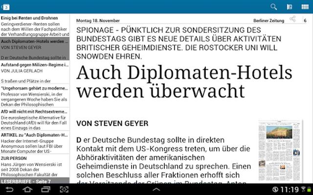berliner zeitung app