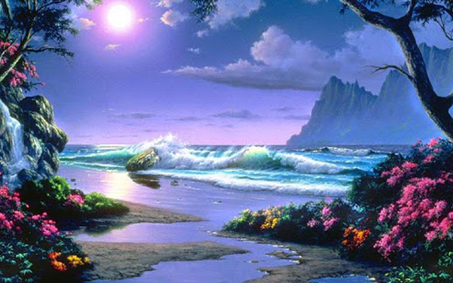 Paradise Live Wallpaper Android Free Download Paradise