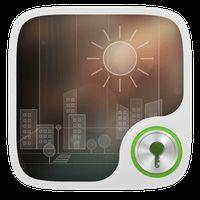 Thin GO Locker Theme apk icon
