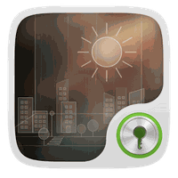 Thin GO Locker Theme apk icon