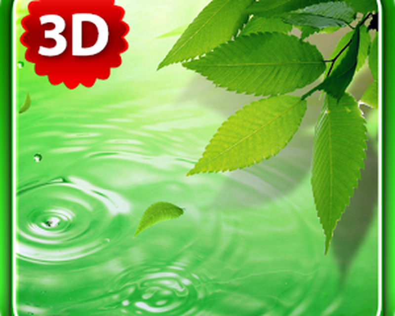 3D Leaves Live Wallpaper Android - Free Download 3D Leaves Live