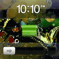 Ícone do Borboletas Locker Go Tema