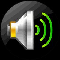 Ikona Wzmacniacz dźwięku
