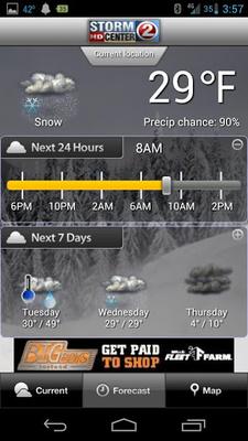 WBAY RADAR - StormCenter 2 Android - Free Download WBAY