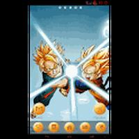 GO Launcher DBZ:Battle of Gods