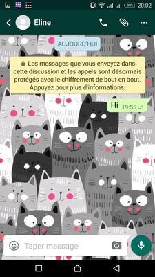 Wallpaper Untuk Whatsapp Latar Belakang Obrolan Android