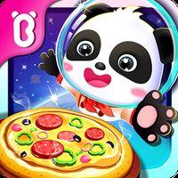 Baby Panda Roboterküche Icon