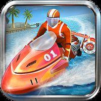 Ícone do apk Corrida de Barco a Motor 3D