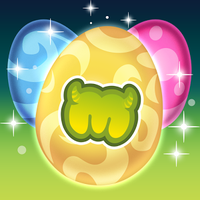 Icône de Moshi Monsters Egg Hunt