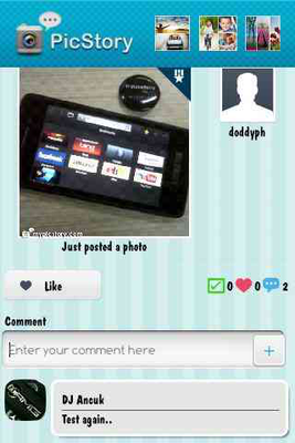 picstory for samsung galaxy young