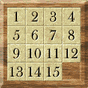 15 Puzzle Wooden Free 3.09
