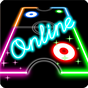 Glow Air Hockey Online 2.0