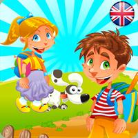 Biểu tượng apk học Anh trẻ em tiếng miễn phí