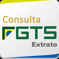Ícone do apk FGTS Fácil - Extrato e Saldo