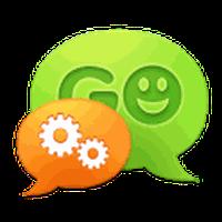 Ícone do GO SMS Pro Widget