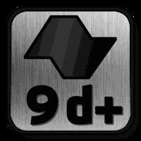 Ícone do apk 9d+ (Nono Dígito)