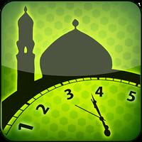 Ikon Waktu Solat & Kiblat