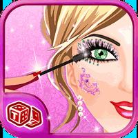 Biểu tượng apk Trang điểm mắt Salon