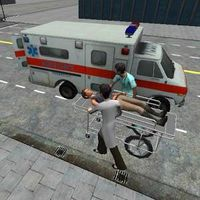 Ambulance Parking 3D Extended APK icon