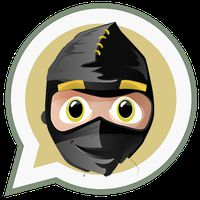 Ninja en Whatsapp - modo oculto apk icono