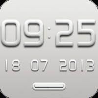 EVE Digital Clock Widget icon