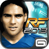Ícone do apk Real Football 2013