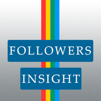 Follower Insight for Instagram Simgesi