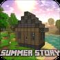 MiniCraft: Summer Story  APK