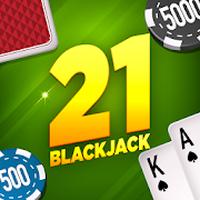 21 Pro Blackjack - İnternetsiz APK Simgesi