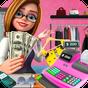 Shopping Mall Girl Cashier Game - Cash Register 1.3