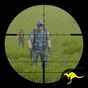 gunung Sniper penembakan 3D