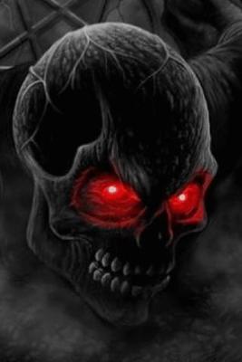 Skull Red Eyes Live Wallpaper Android Free Download Skull