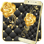 Gold Rose Live Wallpaper 1.1.2