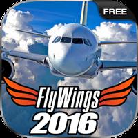 Flight Simulator X 2016 Free Simgesi