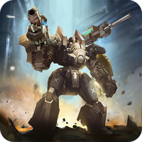Robot Invasion icon