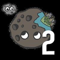 Pet Rock 2 - Planet Simulator Simgesi