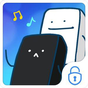 Piano Tiles Theme CM Locker 1.0.0 APK