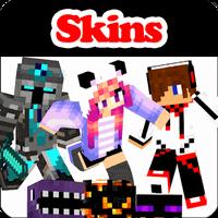 Skins Minecraft PE PROz APK Simgesi