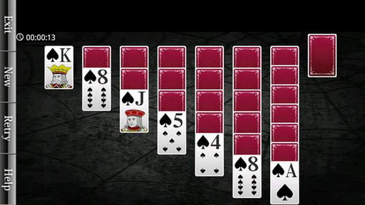 Spider Solitaire App Android Kostenlos