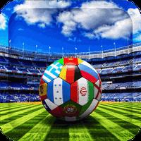 Ícone do apk Football 3D Live Wallpaper