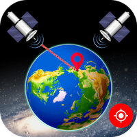 global live earth map gps tracking satellite view