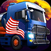 ABD Sürüş Simülatörü APK Simgesi