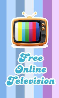 Television Online Free screenshot apk 3